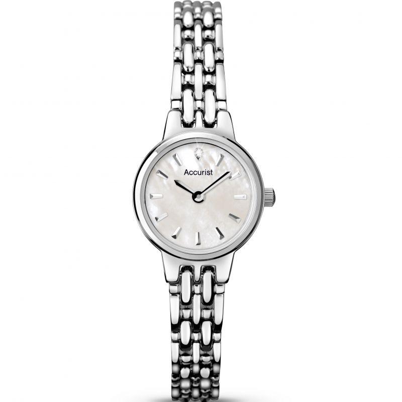 Damen Accurist Watch LB1407P