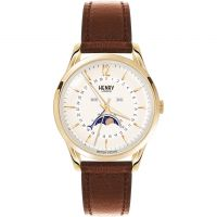Mens Henry London Heritage Westminster Watch HL39-LS-0148
