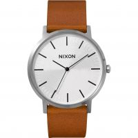 Orologio da Uomo Nixon The Porter Leather A1058-2442