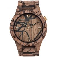 Unisex Wewood Alpha Tree Watch