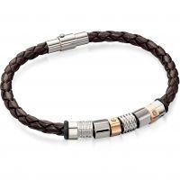 Fred Bennett & Leather Bracelet JEWEL