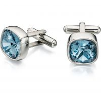 Mens Fred Bennett Stainless Steel Cufflinks V504