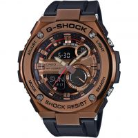 Mens Casio G-Steel Alarm Chronograph Watch