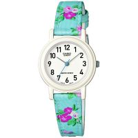 femme Casio Junior Collection Watch LQ-139LB-2B2ER