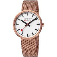 femme Mondaine Swiss Railways Mini Giant Watch A7633036222SBM
