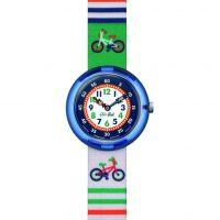Kinder Flik Flak Cycling Watch FBNP067