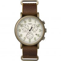 unisexe Timex Weekender Chronograph Watch TW2P85300