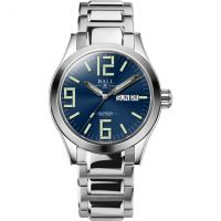 Herren Ball Engineer II Genesis 40mm Watch NM2026C-S7-BE