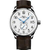 Herren Ball Trainmaster Standard Zeit Chronometer Uhr