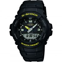 Mens Casio G-Shock Antimagnetic Exclusive Alarm Chronograph Watch