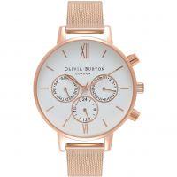 Damen Olivia Burton Chrono Detail Uhr