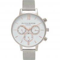 Ladies Olivia Burton Chrono Detail Watch