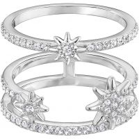 femme Swarovski Jewellery Fizzy Ring Watch 5257483