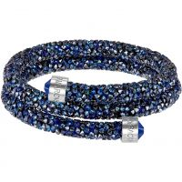 femme Swarovski Jewellery Crystaldust Bangle Watch 5237752