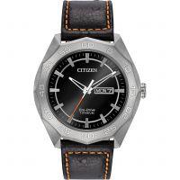 Herren Citizen Titan Eco-Drive Uhr