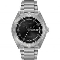 Herren Citizen Eco-Drive Watch AW0060-54H