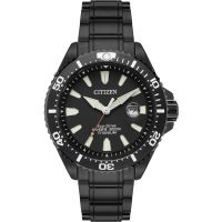 Mens Citizen Royal Marines Commandos Limited Edition Eco-Drive Watch
