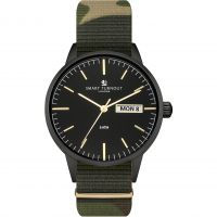 Herren Smart Turnout British Watch STH4/BK/56/W-CAMO