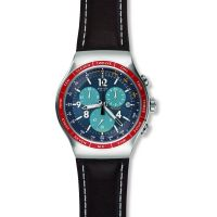homme Swatch Recoleta Chronograph Watch YOS454