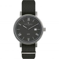 Herren Smart Turnout County Watch STK1/BK/56/W-BLACK