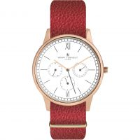 Zegarek damski Smart Turnout Time STK2/RO/56/W-RED