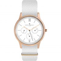Damen Smart Turnout Time Watch STK2/RO/56/W-WHI