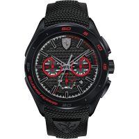 homme Scuderia Ferrari Gran Premio Chronograph Watch 0830344