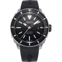 Herren Alpina Seastrong Taucher Automatik Uhr