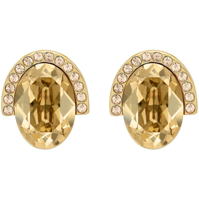 Ladies Lola & Grace Gold Plated Signature Earrings 5251722