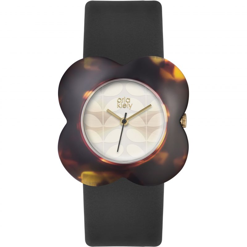 Ladies Orla Kiely Poppy Watch OK2124