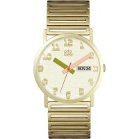 Orla Kiely Madison Dameshorloge Goud OK4056