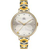 Damen Orla Kiely Ivy Watch OK2136