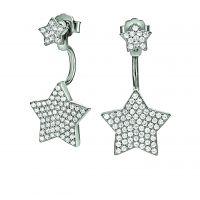 femme Folli Follie Jewellery Fashionably Silver Starry Sky Earrings Watch 5040.2600