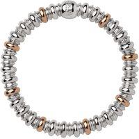Damen Verbindungen Of London Sterlingsilber Sweetheart Armband Größe M