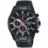 homme Pulsar Chronograph Watch PM3065X1
