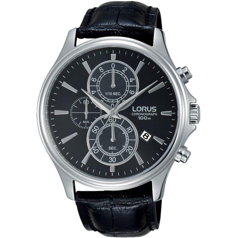 Mens Lorus Chronograph Watch RM313DX9