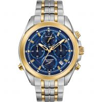 Mens Bulova Precisionist Chrono Chronograph Watch
