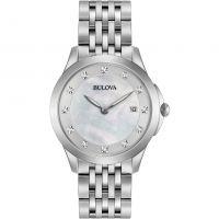 Femmes Bulova Diamant Montre