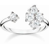 Thomas Sabo Jewellery Glam & Soul Ring Size M.5 JEWEL