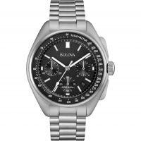 Hommes Bulova Special Édition Moonwatch Precisionist Chronographe Montre