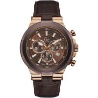 homme Gc Structura Chronograph Watch Y23009G4