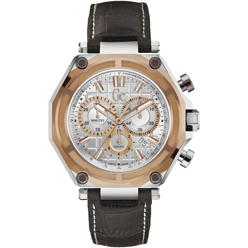 Herren Gc Sport Chronograph Watch X10001G1S
