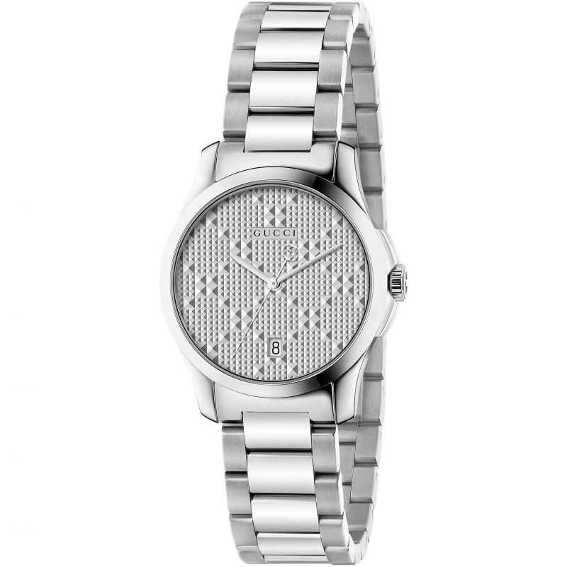 Ladies Gucci G-Timeless Watch YA126551