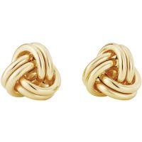 Knoten Ohrringe