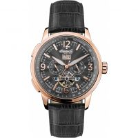 Ingersoll The Regent Multifunction Herenchronograaf Zwart I00302