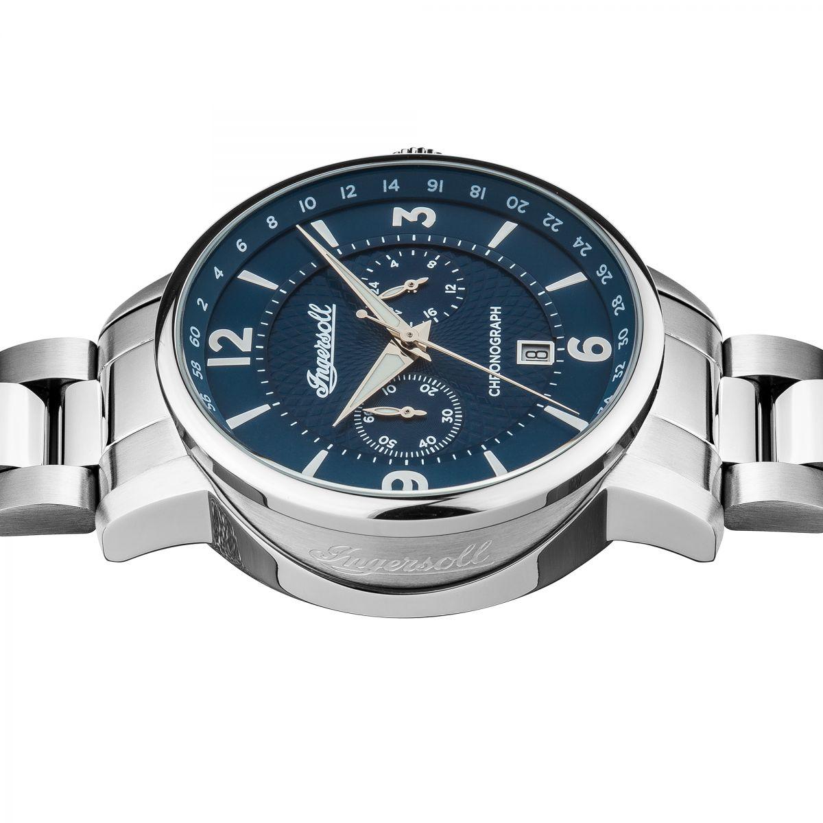 Herren ingersoll the grafton chronograf uhr i00604 for The grafton