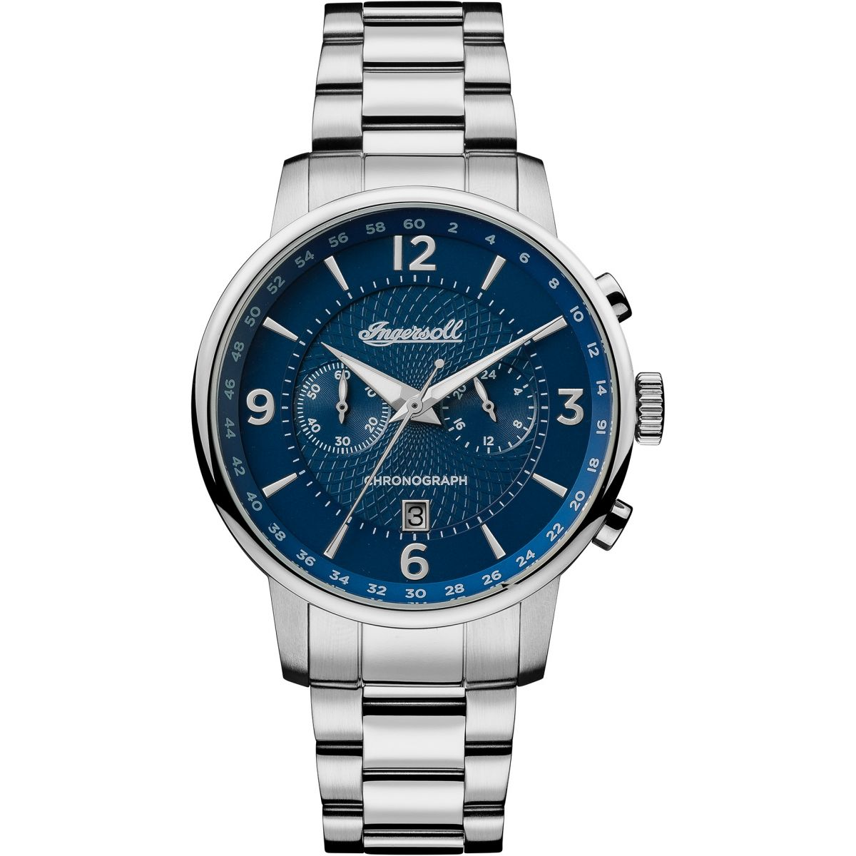Herren ingersoll the grafton chronograf uhren i00604 for The grafton