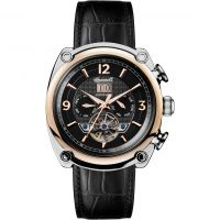 Herren Ingersoll The Michigan multifunktional Automatik Uhr