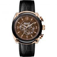 Mens Ingersoll The Michigan Chronograph Watch