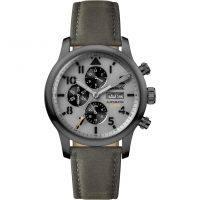 Ingersoll The Hatton Multifunction Herenhorloge Grijs I01401